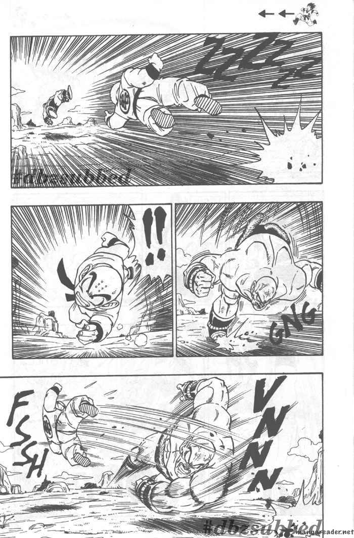 Dragon Ball, Chapter 221 image 006