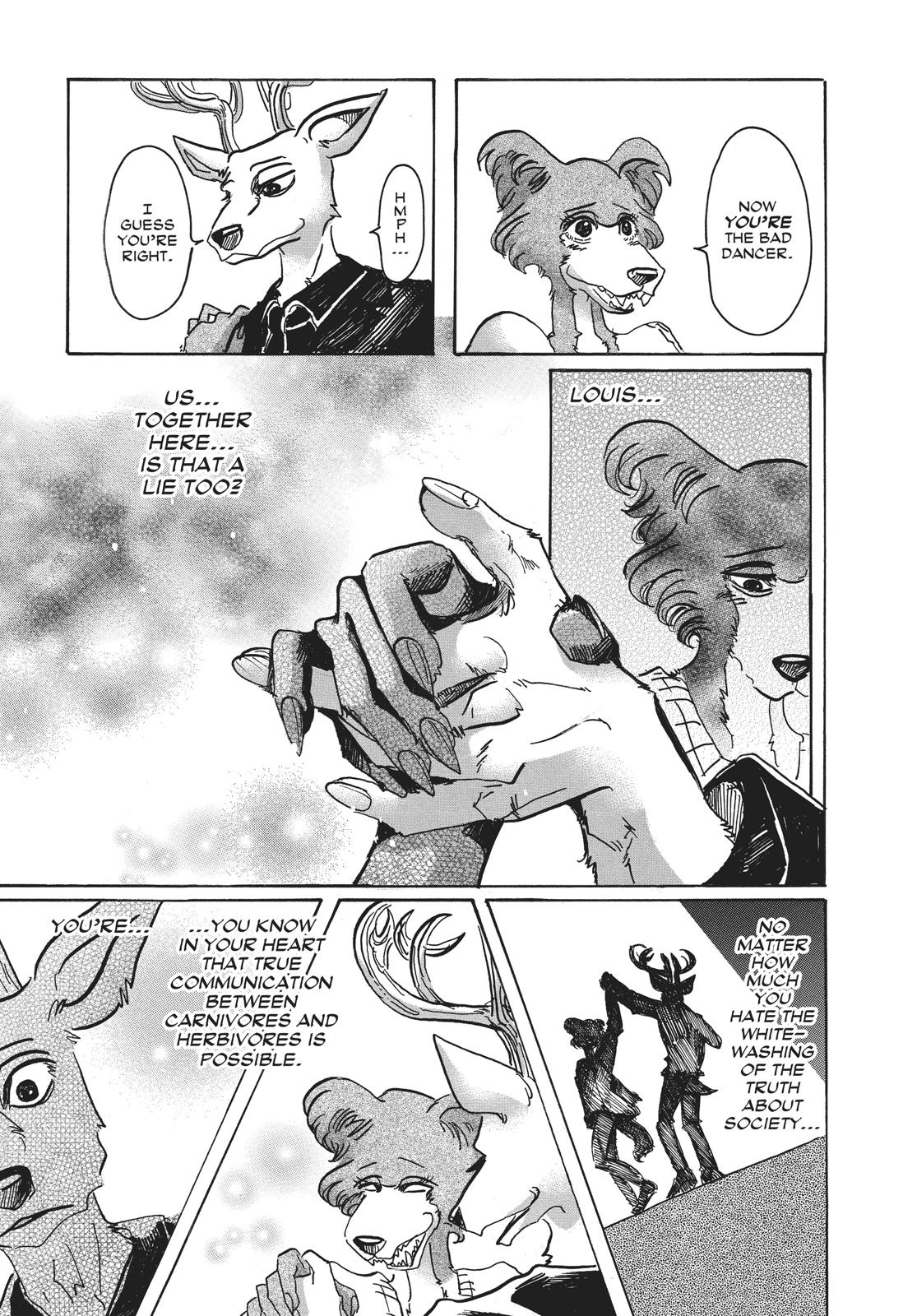 Beastars Manga, Chapter 57 image 016