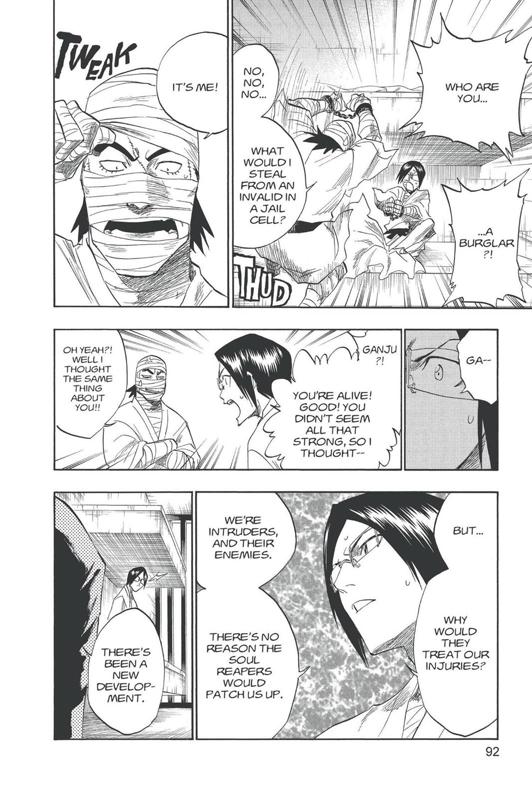 Bleach, Chapter 128 image 006