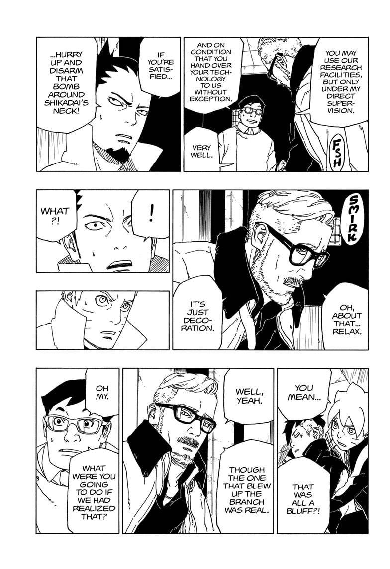Boruto Manga, Chapter 48 image 013