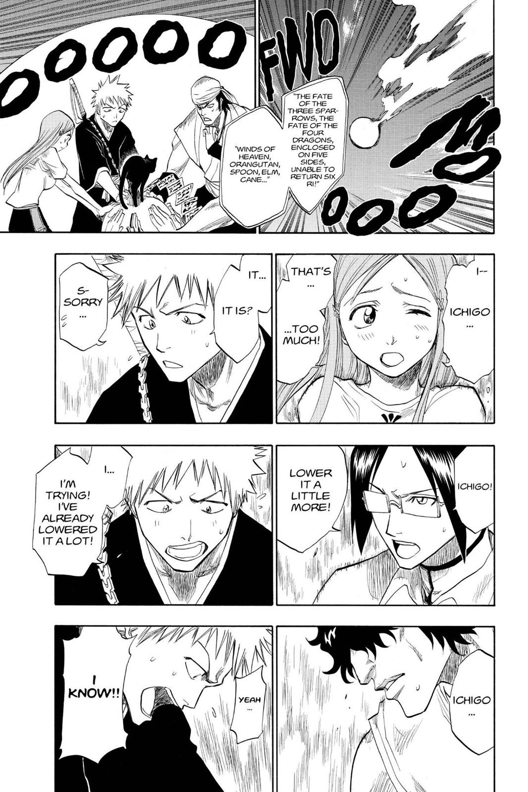 Bleach, Chapter 84 image 015