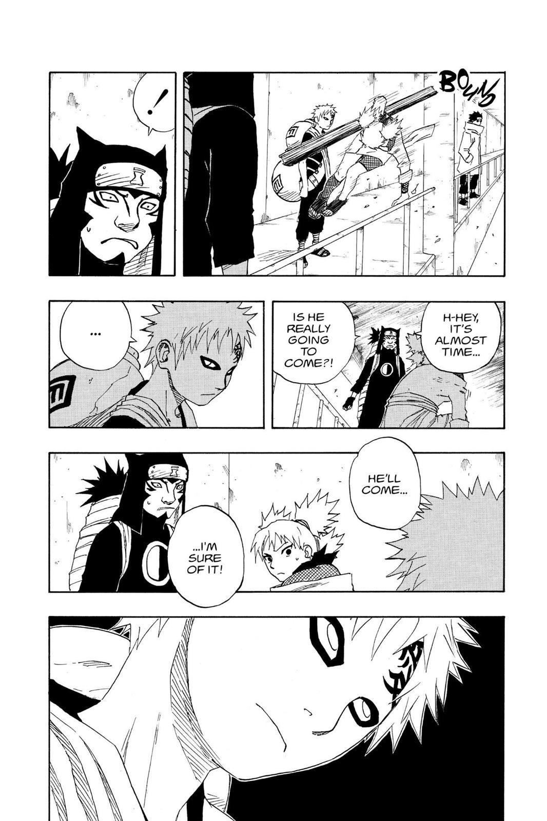Naruto, Chapter 109 image 019