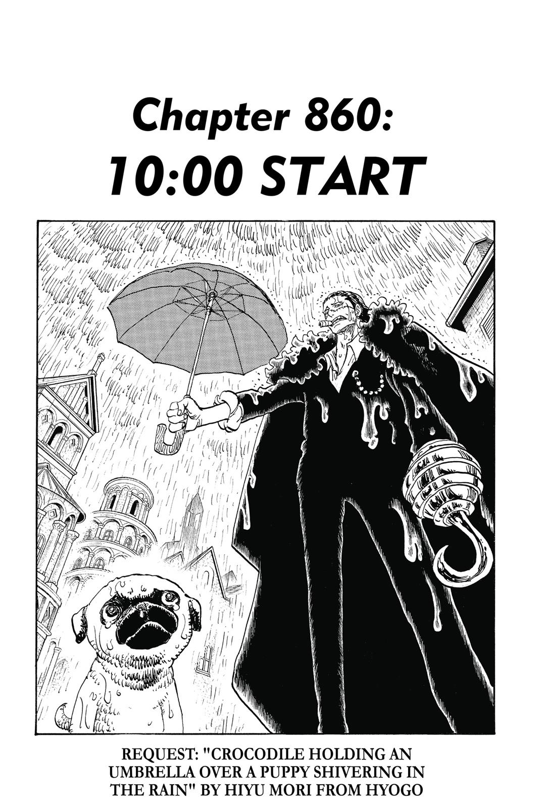 One Piece, Chapter 860 image 001