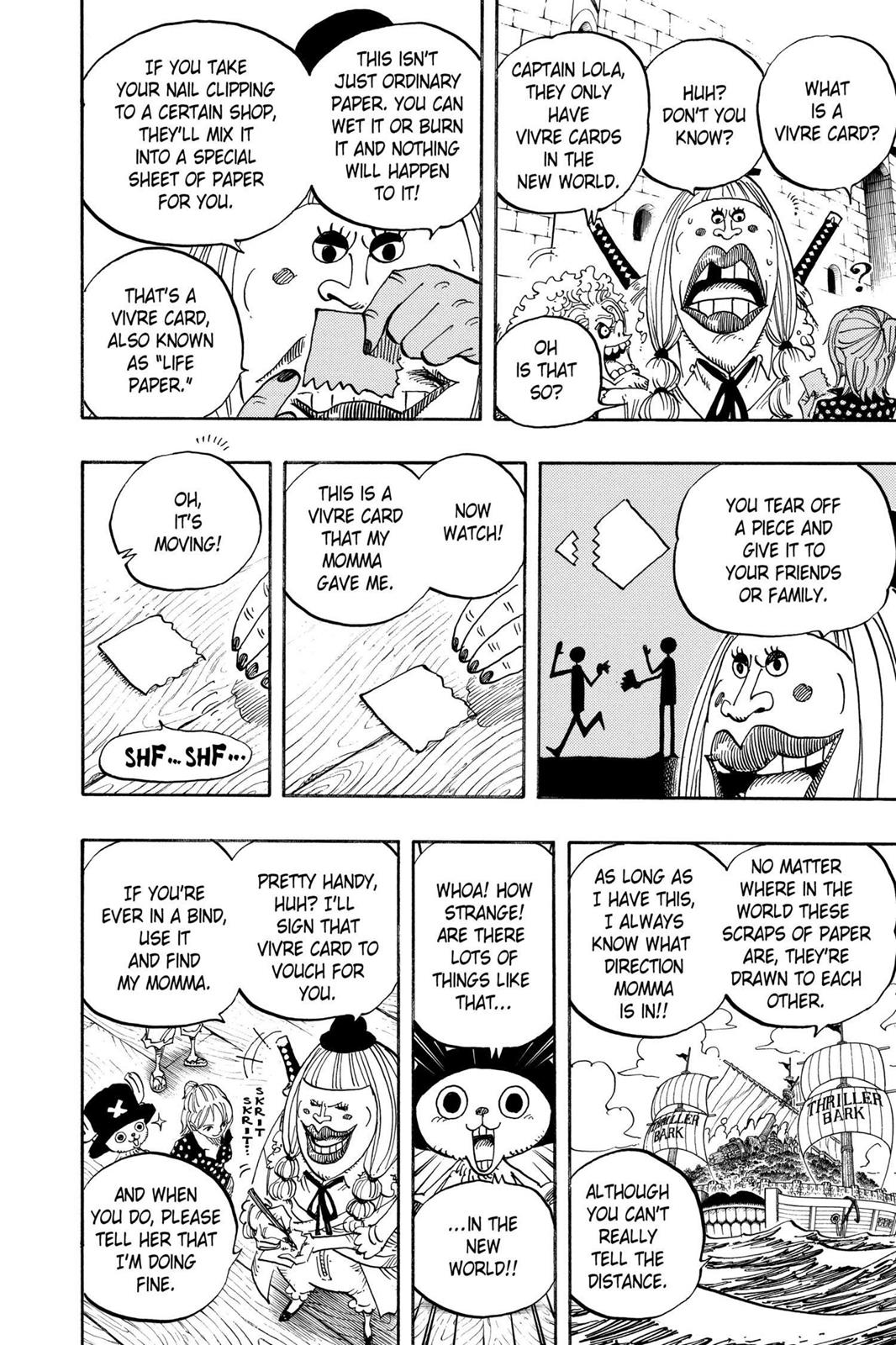 One Piece, Chapter 489 image 019