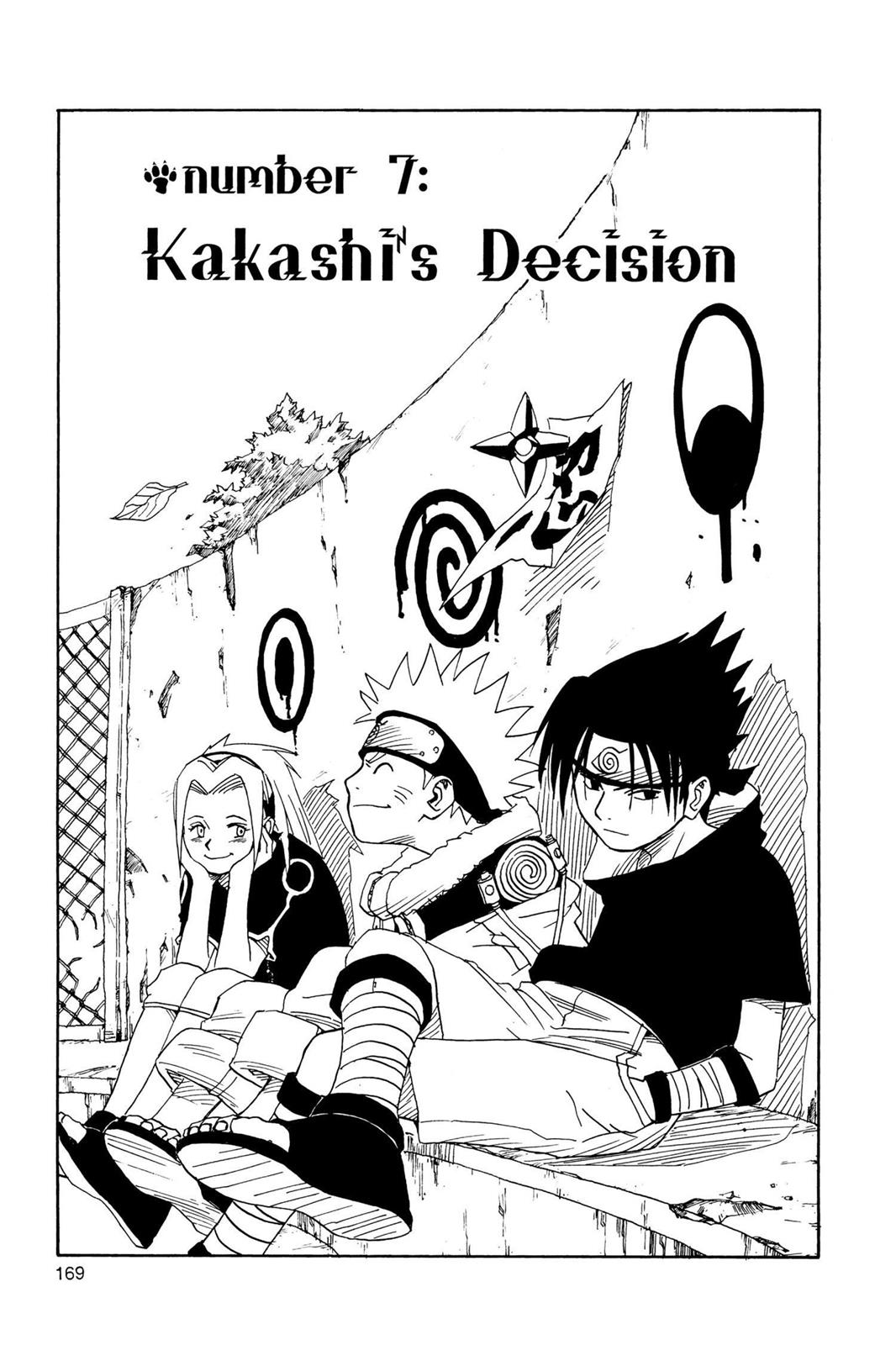 Naruto, Chapter 7 image 001