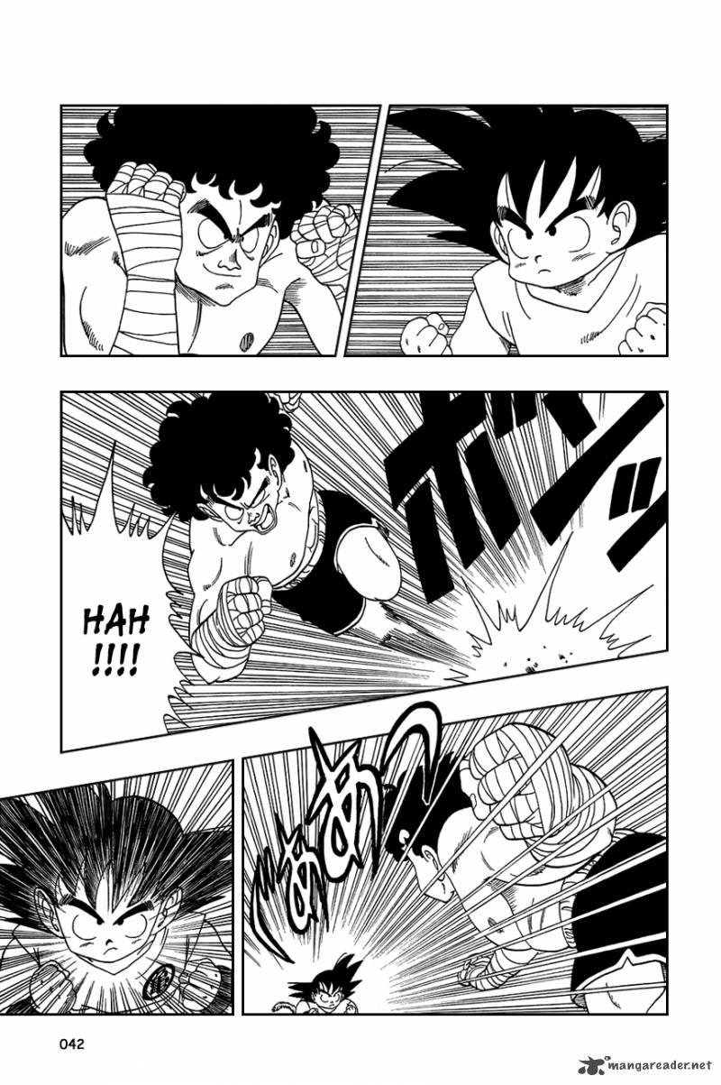 Dragon Ball, Chapter 122 image 011