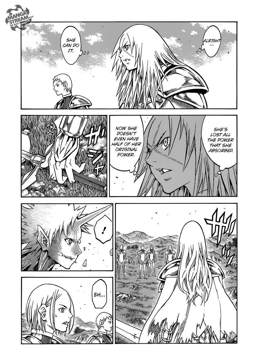 Claymore, Chapter 152 image 003