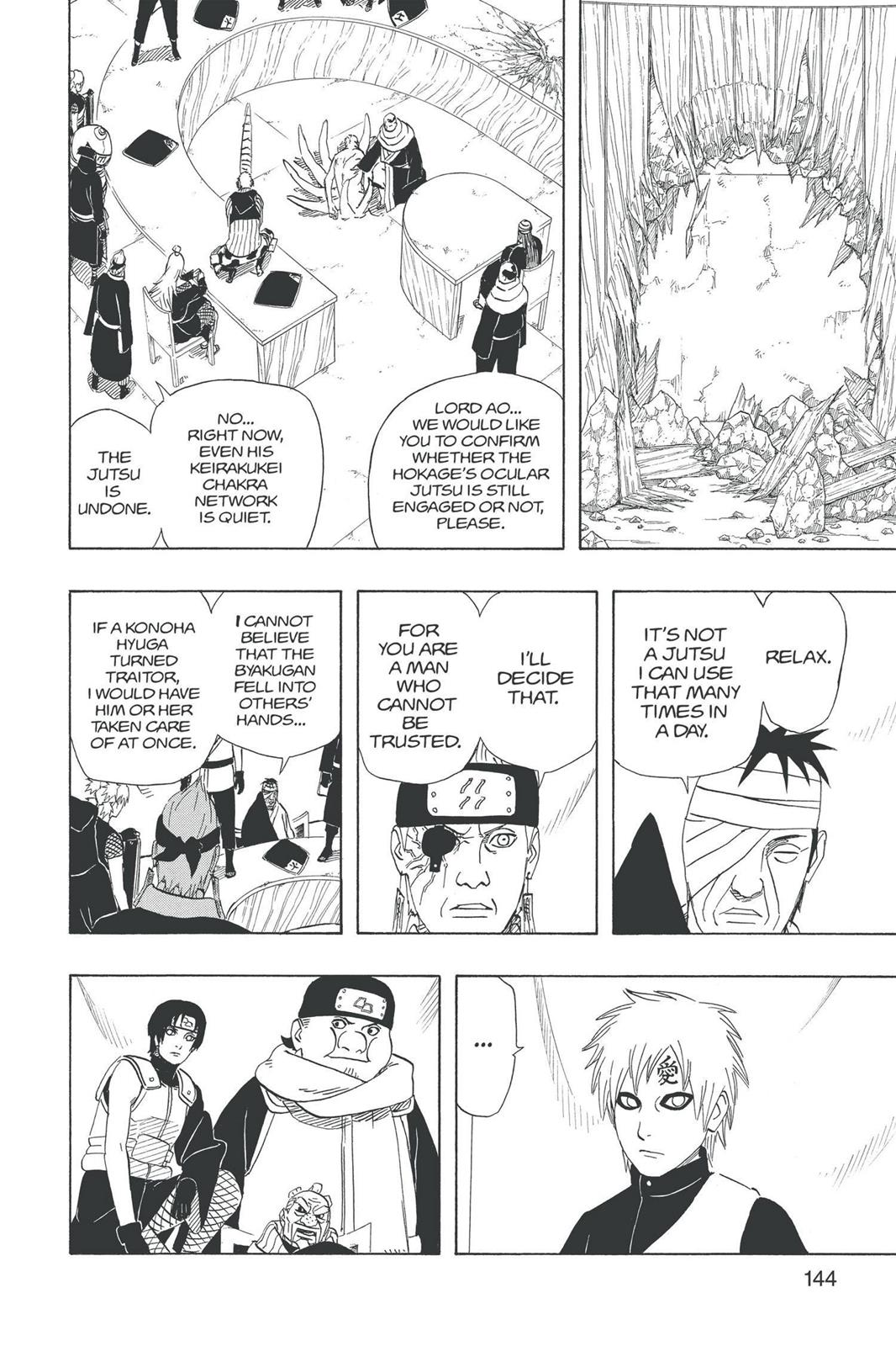Naruto, Chapter 461 image 010