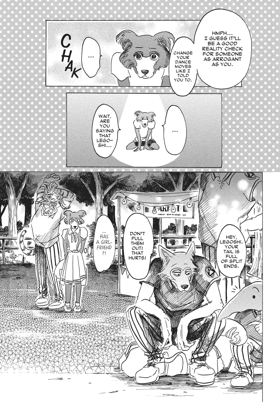 Beastars Manga, Chapter 32 image 005