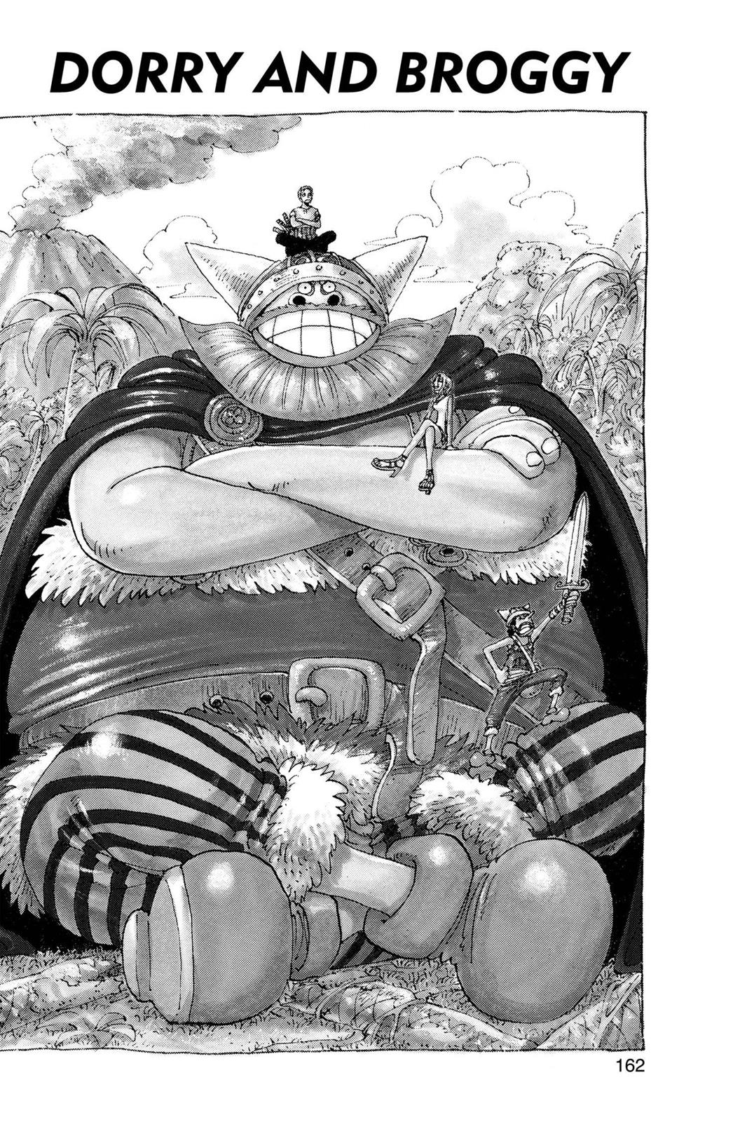 One Piece, Chapter 117 image 001