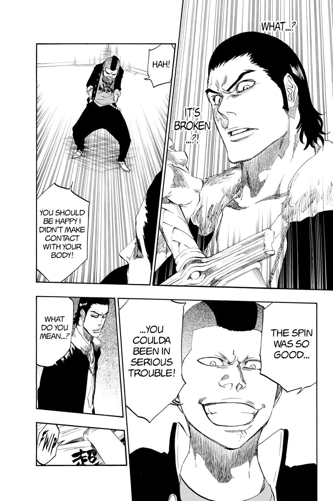 Bleach, Chapter 457 image 006