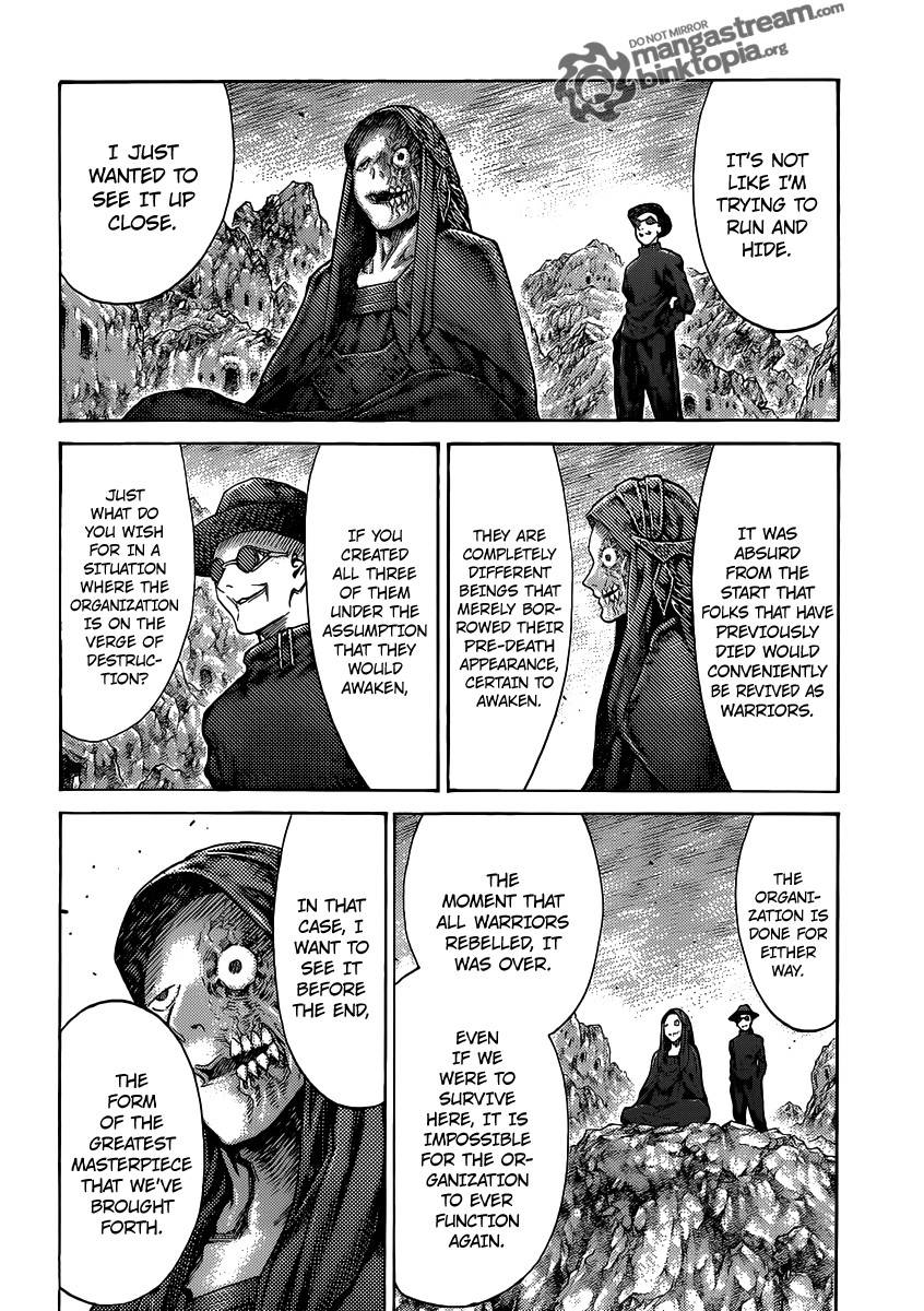 Claymore, Chapter 120 image 028