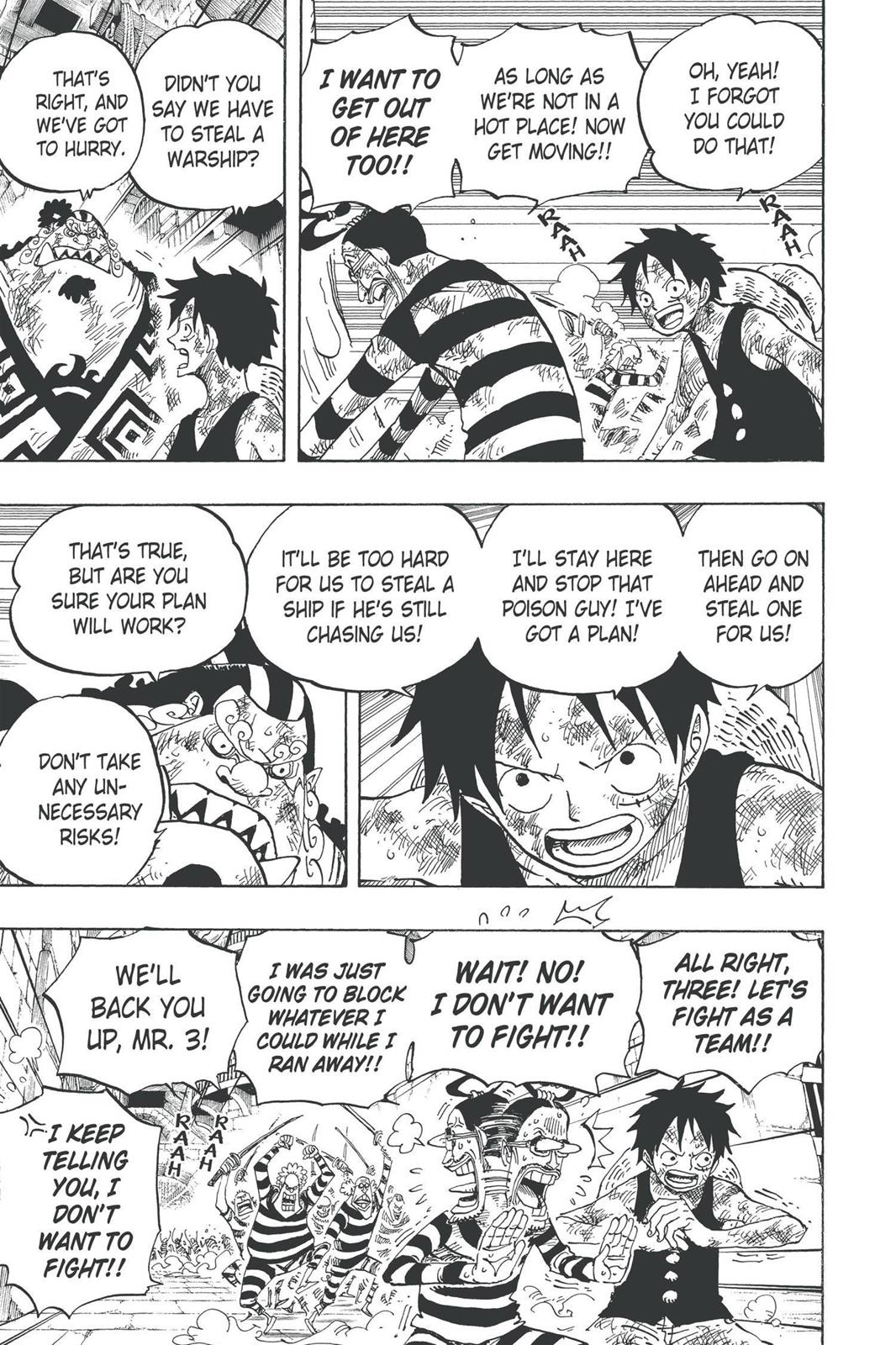 One Piece, Chapter 546 image 003