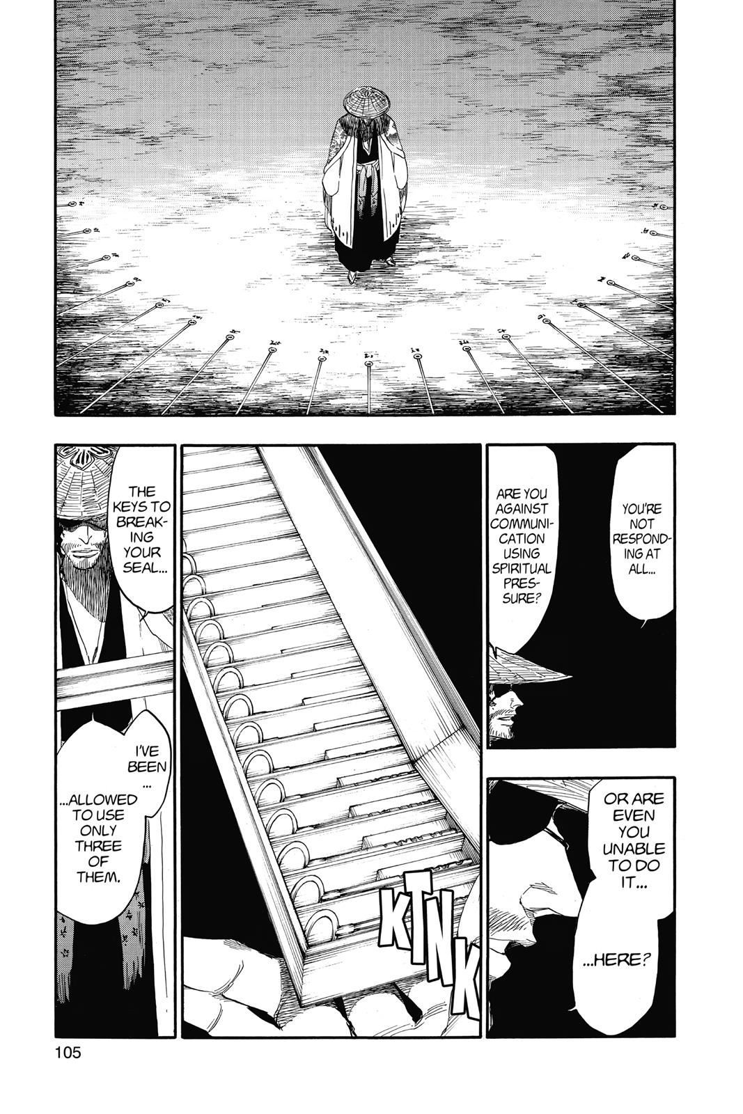 Bleach, Chapter 617 image 013