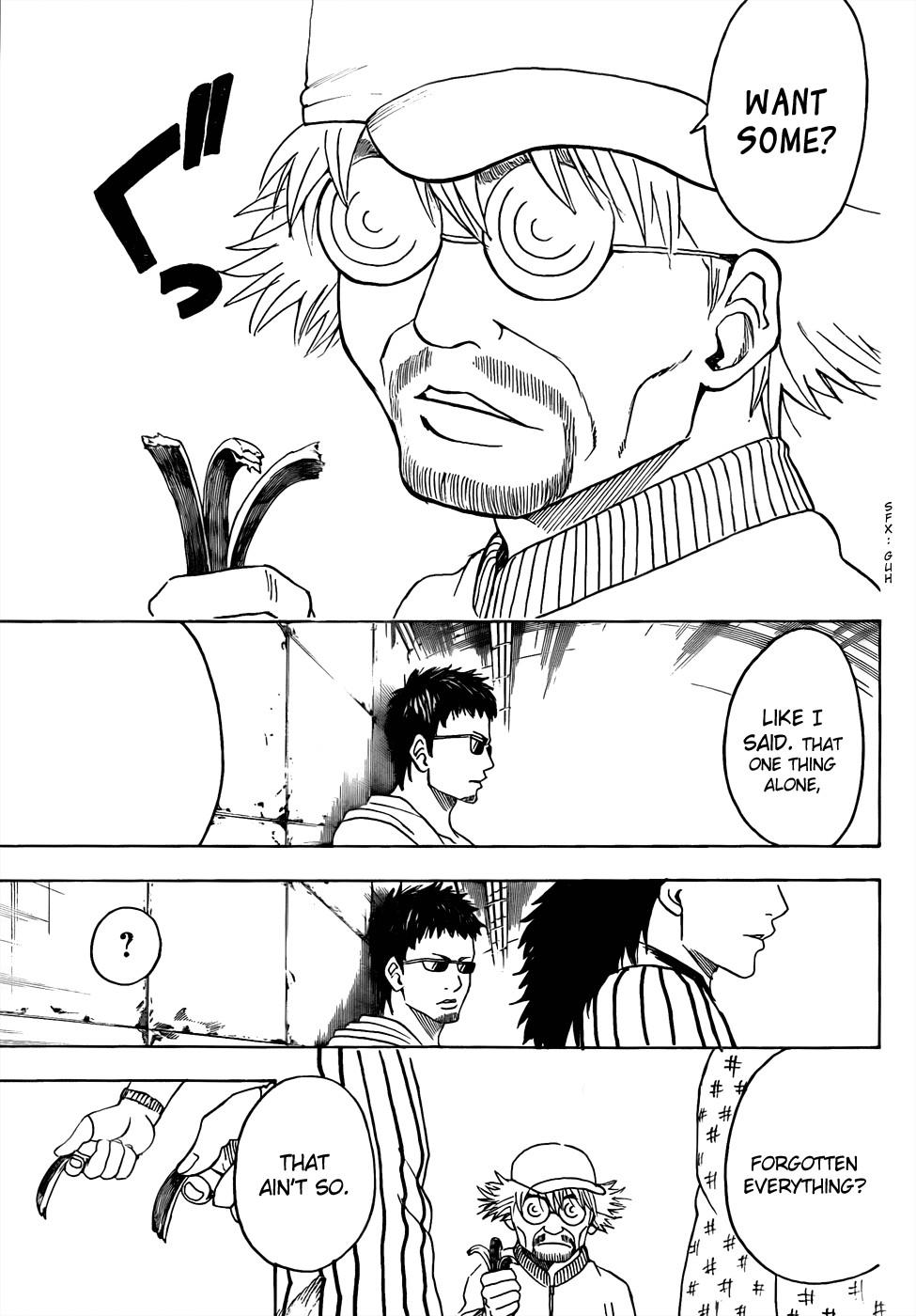 Gintama Chapter, 432 image 017
