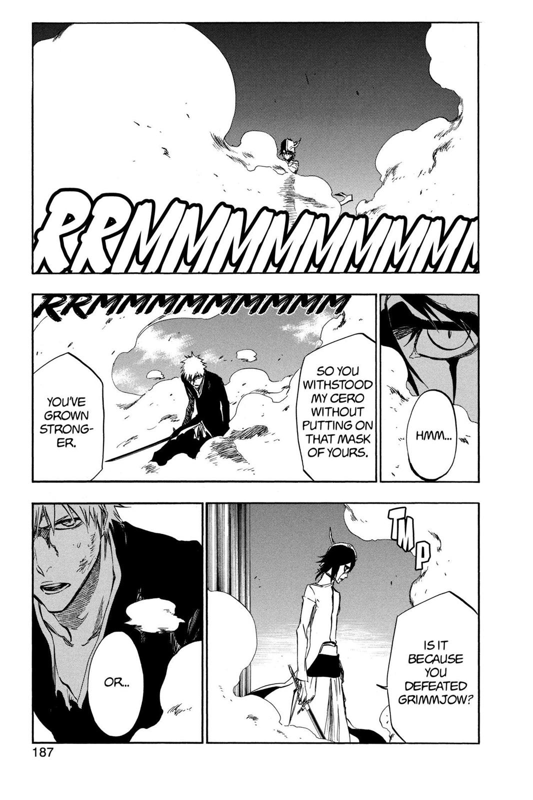 Bleach, Chapter 340 image 016