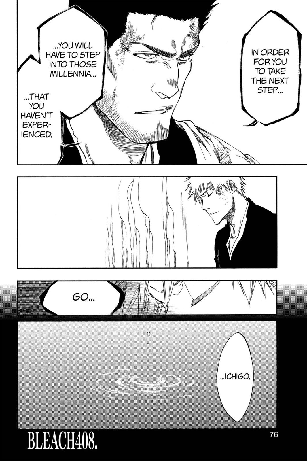 Bleach, Chapter 408 image 010
