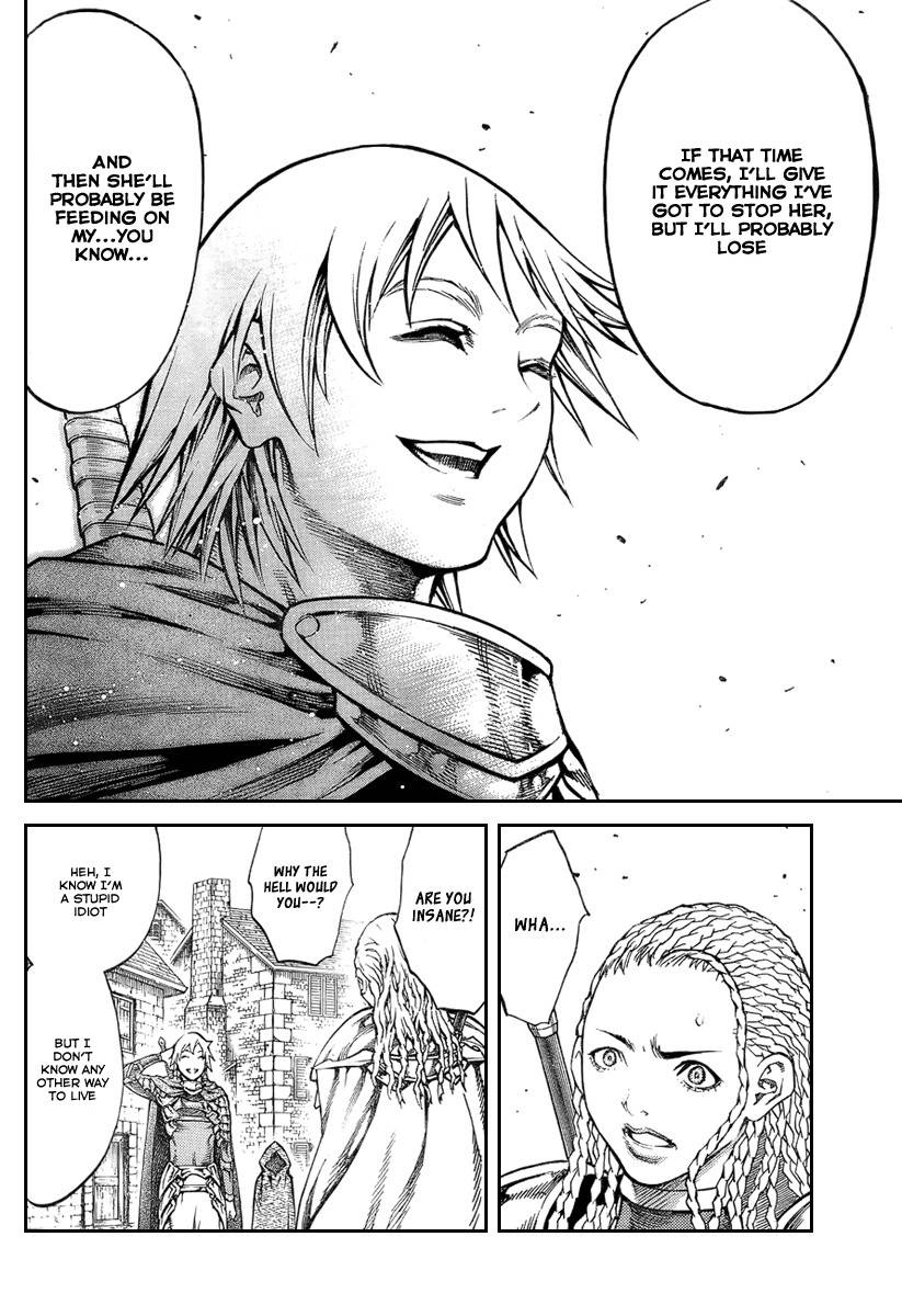 Claymore, Chapter 81 image 022