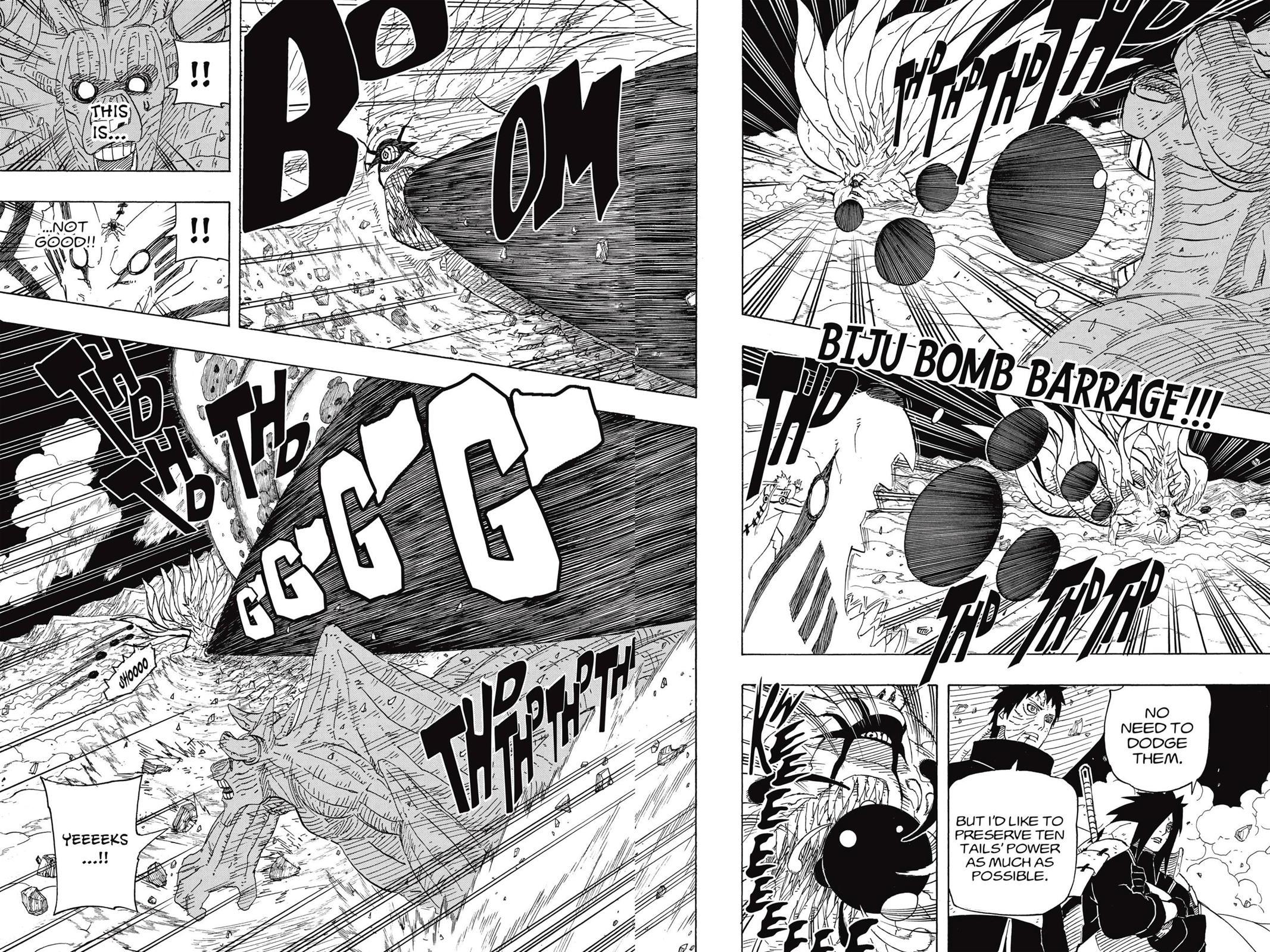 Naruto, Chapter 610 image 010