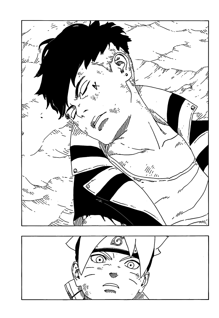 Boruto Manga, Chapter 23 image 040
