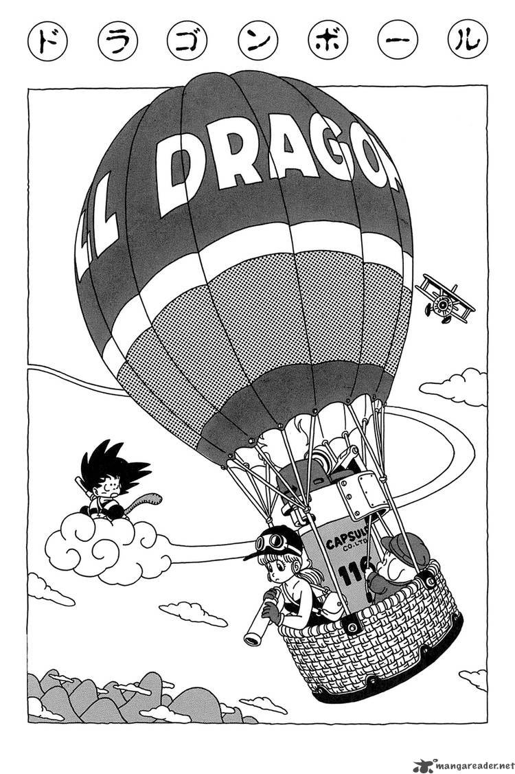 Dragon Ball, Chapter 14 image 025
