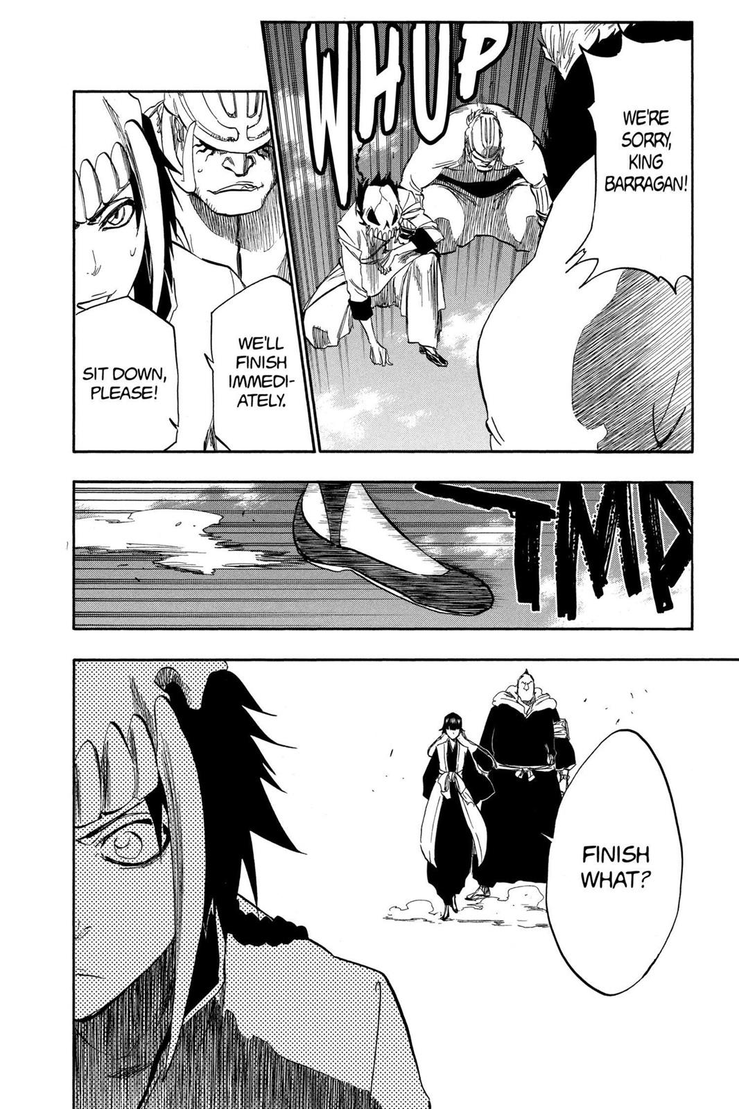 Bleach, Chapter 328 image 017