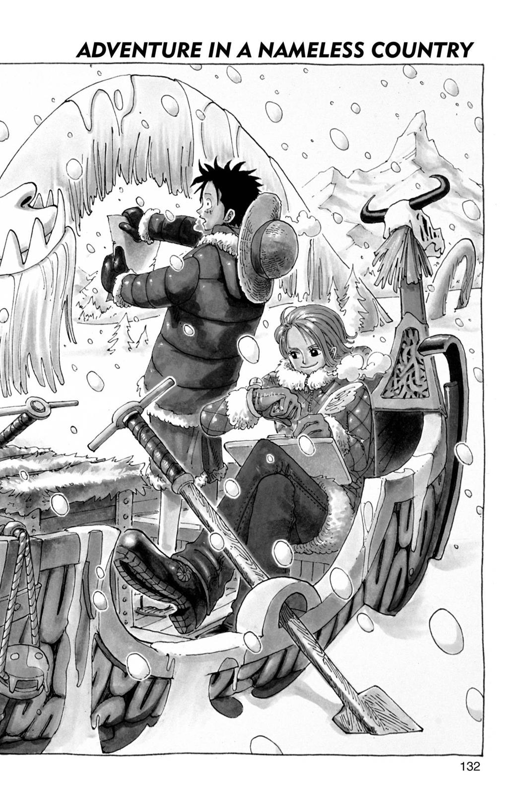 One Piece, Chapter 133 image 002