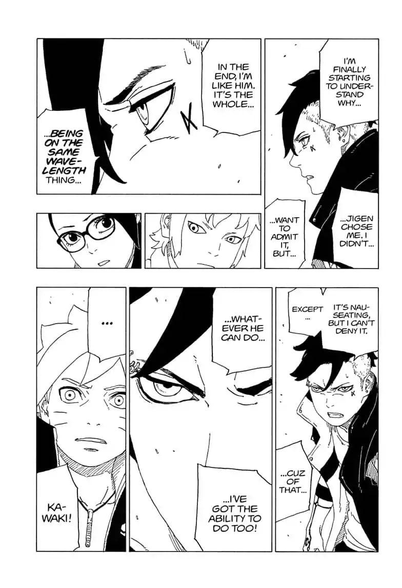 Boruto Manga, Chapter 39 image 035