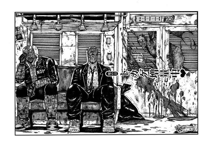 Dorohedoro, Chapter 22 image 001