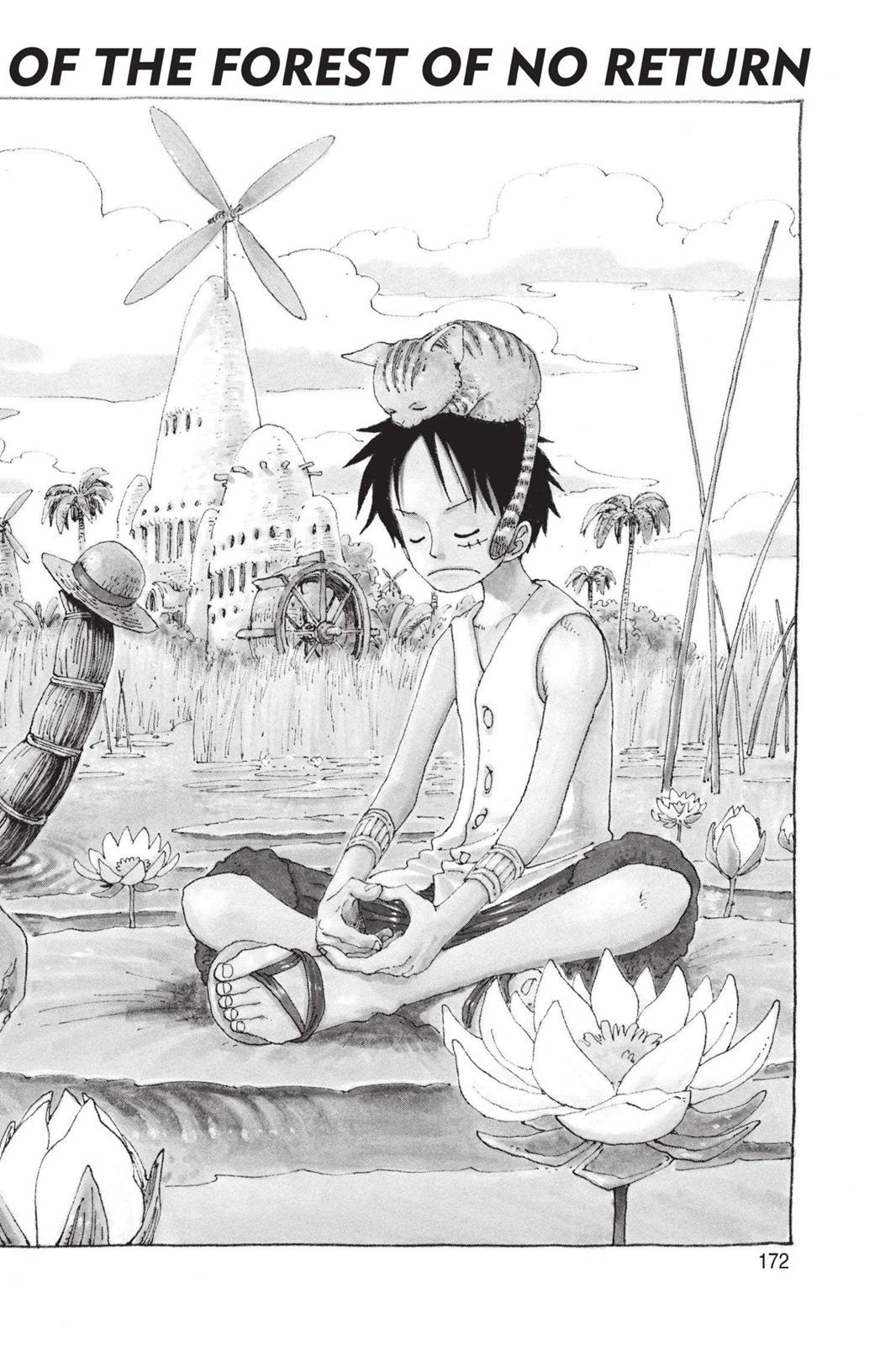 One Piece, Chapter 246 image 001