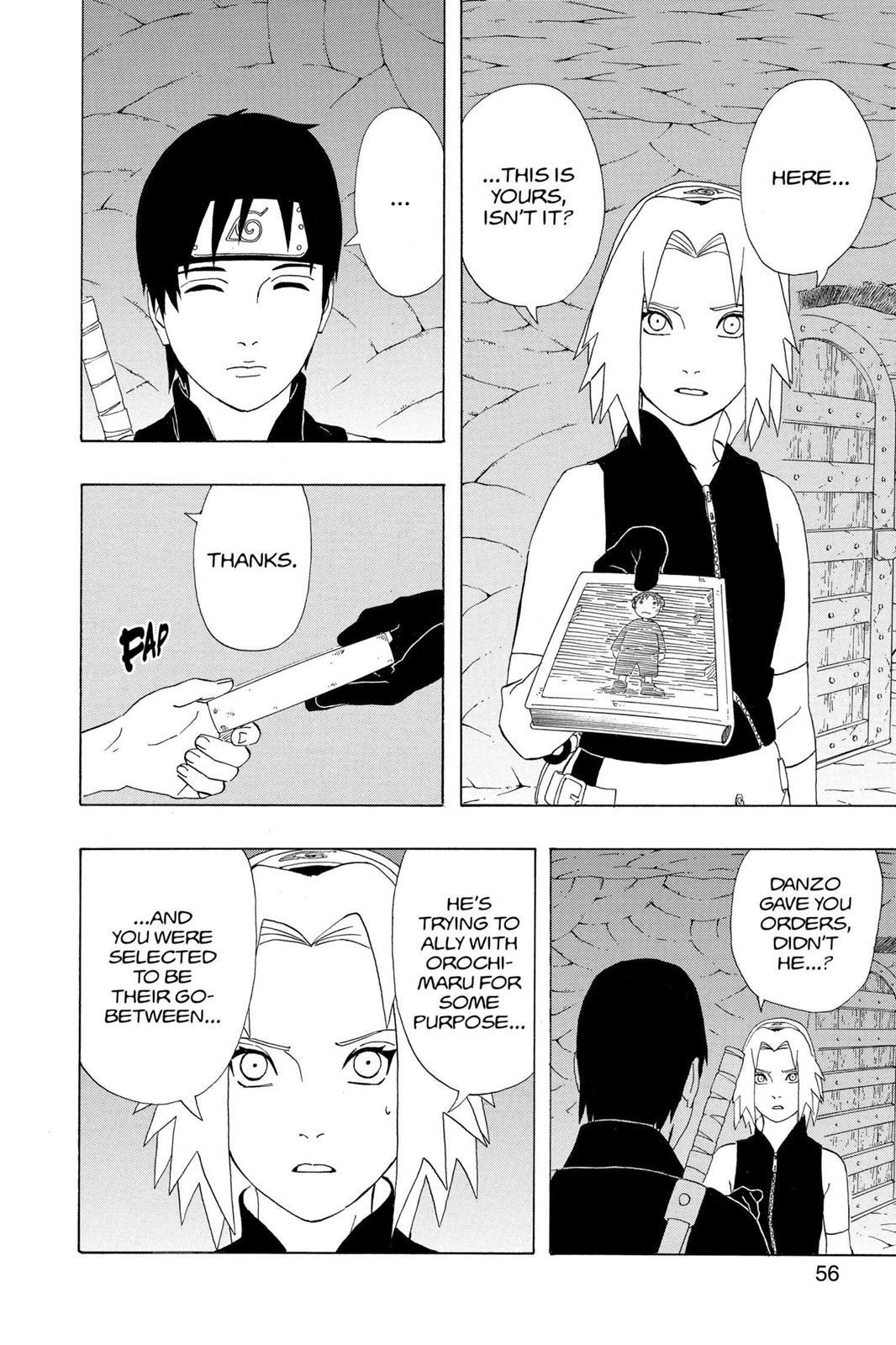 Naruto, Chapter 302 image 014