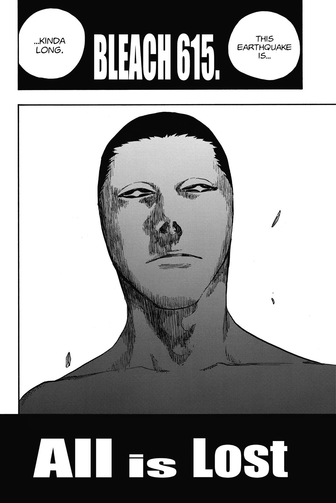 Bleach, Chapter 615 image 002