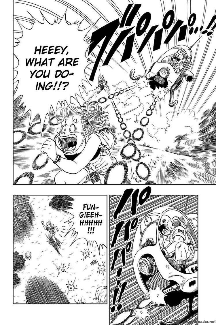 Dragon Ball, Chapter 70 image 010