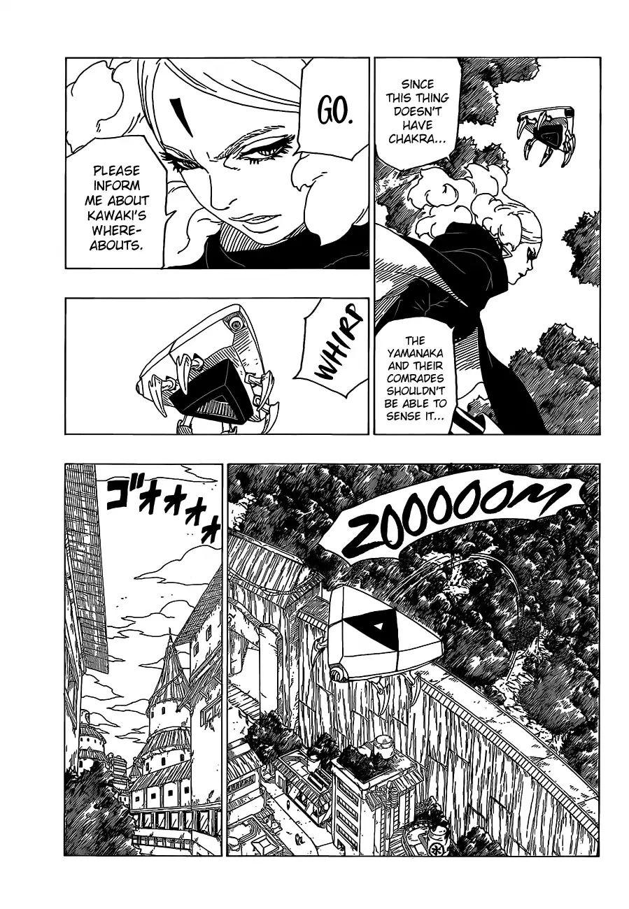 Boruto Manga, Chapter 30 image 009