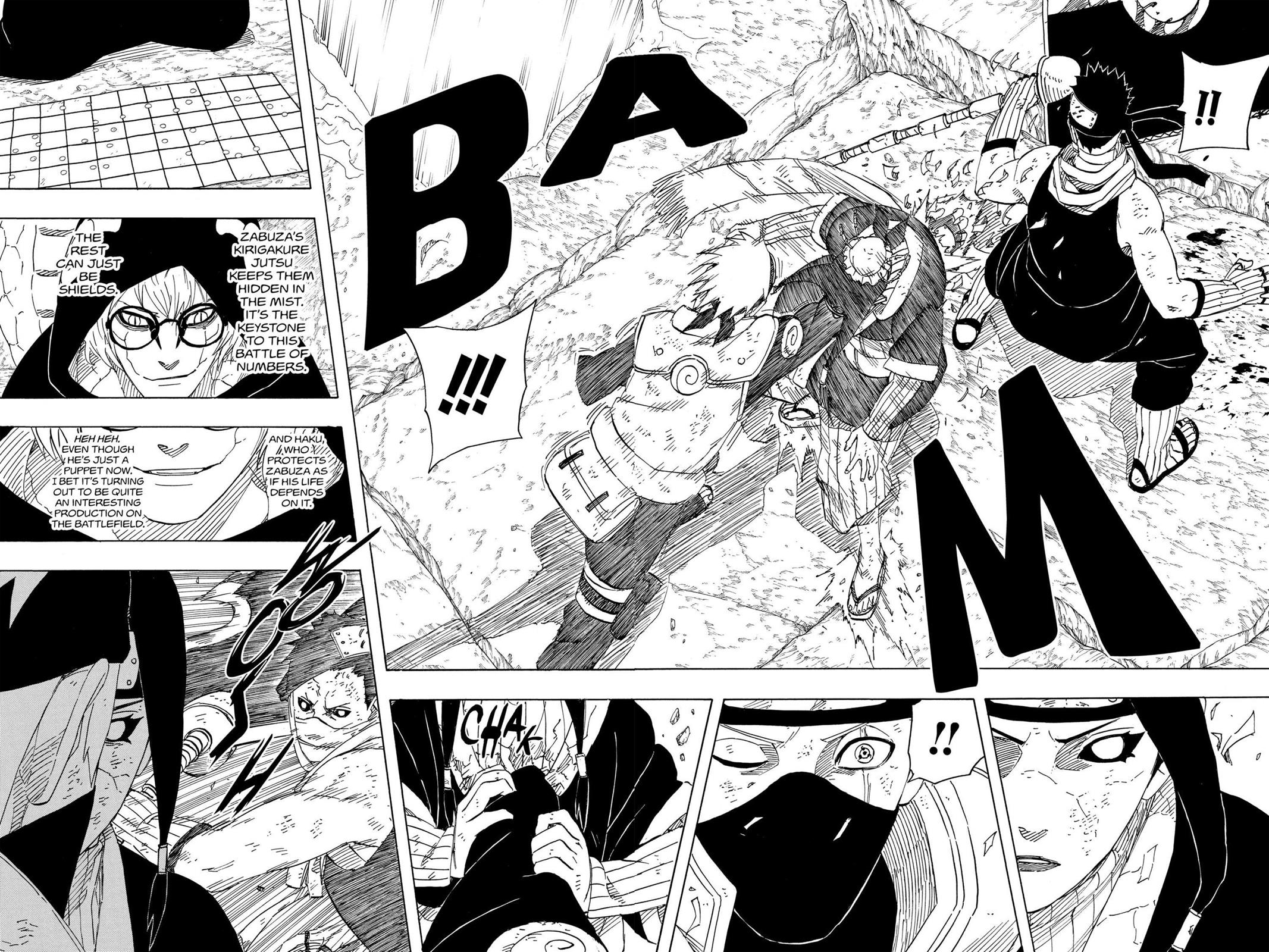 Naruto, Chapter 523 image 016