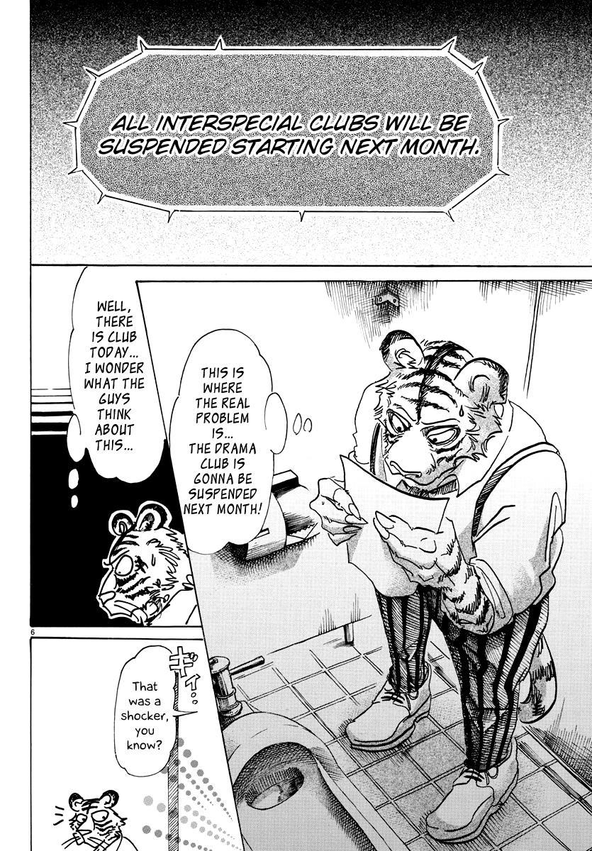 Beastars Manga, Chapter 78 image 006