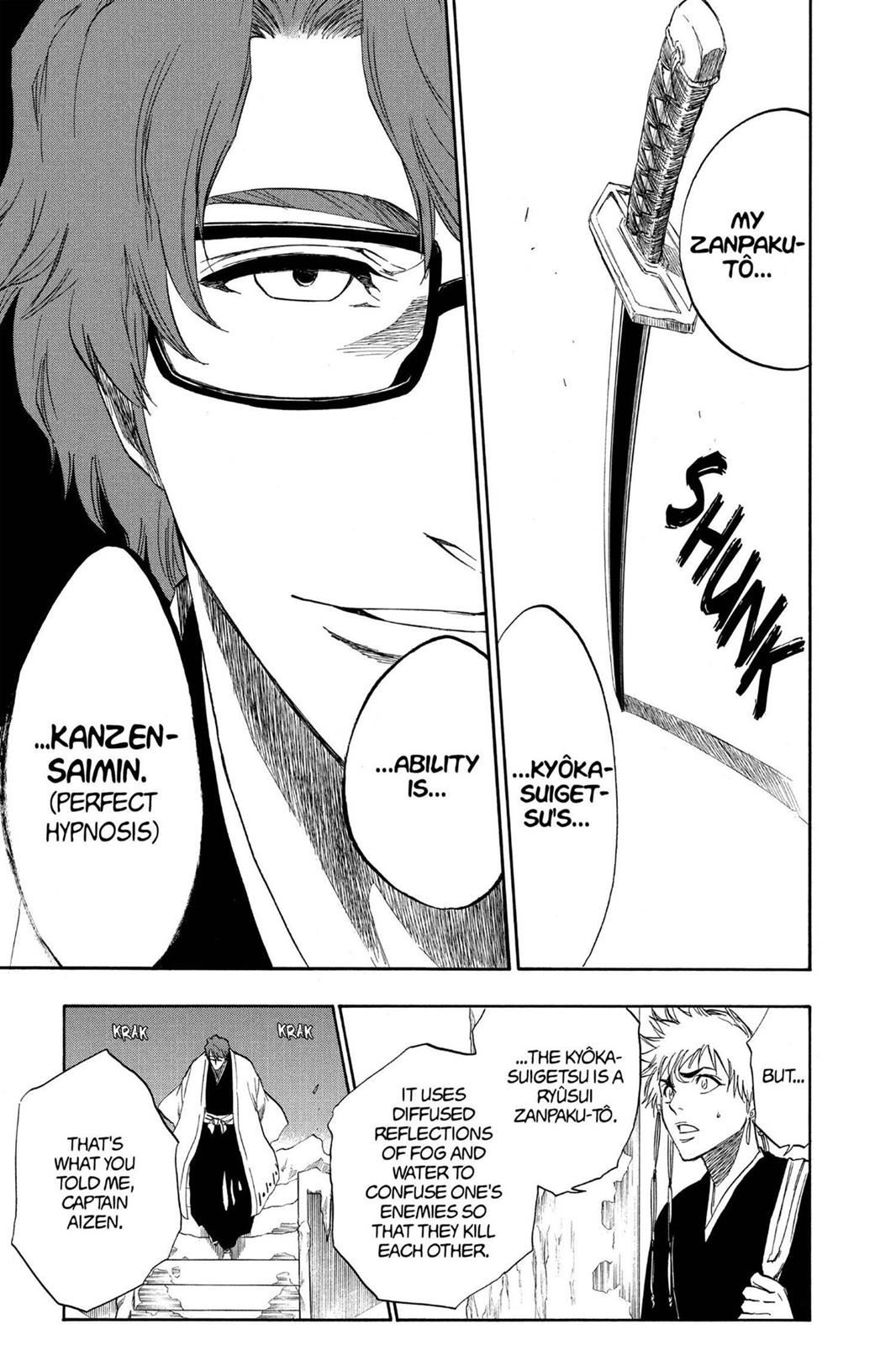 Bleach, Chapter 171 image 011