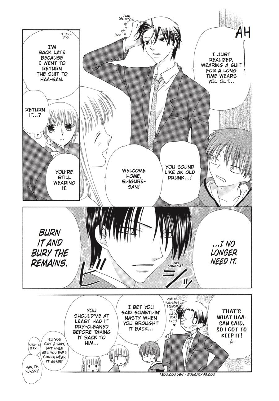 Fruits Basket, Chapter 71 image 021