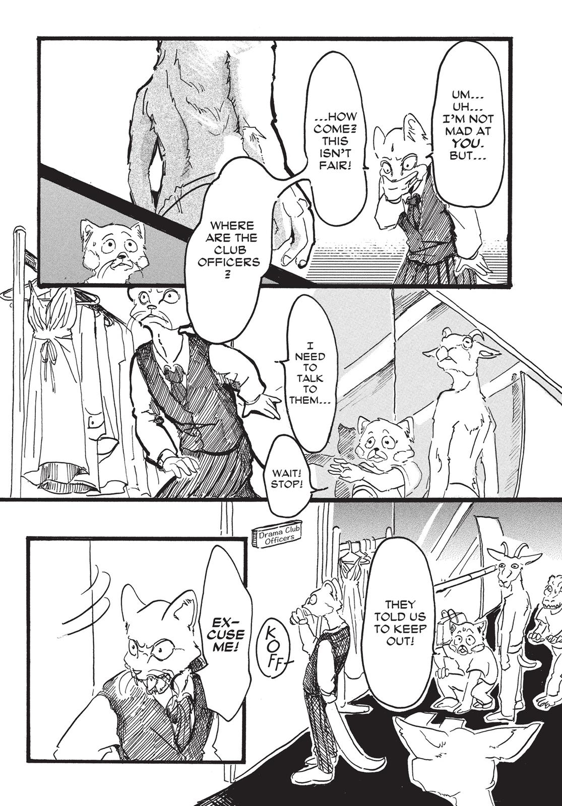 Beastars Manga, Chapter 2 image 019