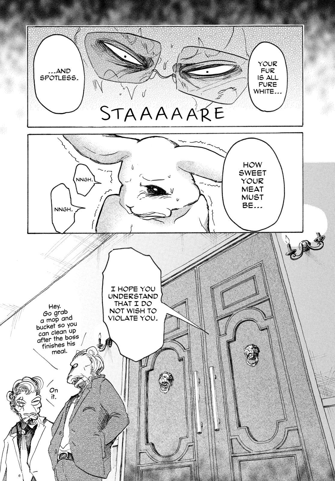 Beastars Manga, Chapter 35 image 017