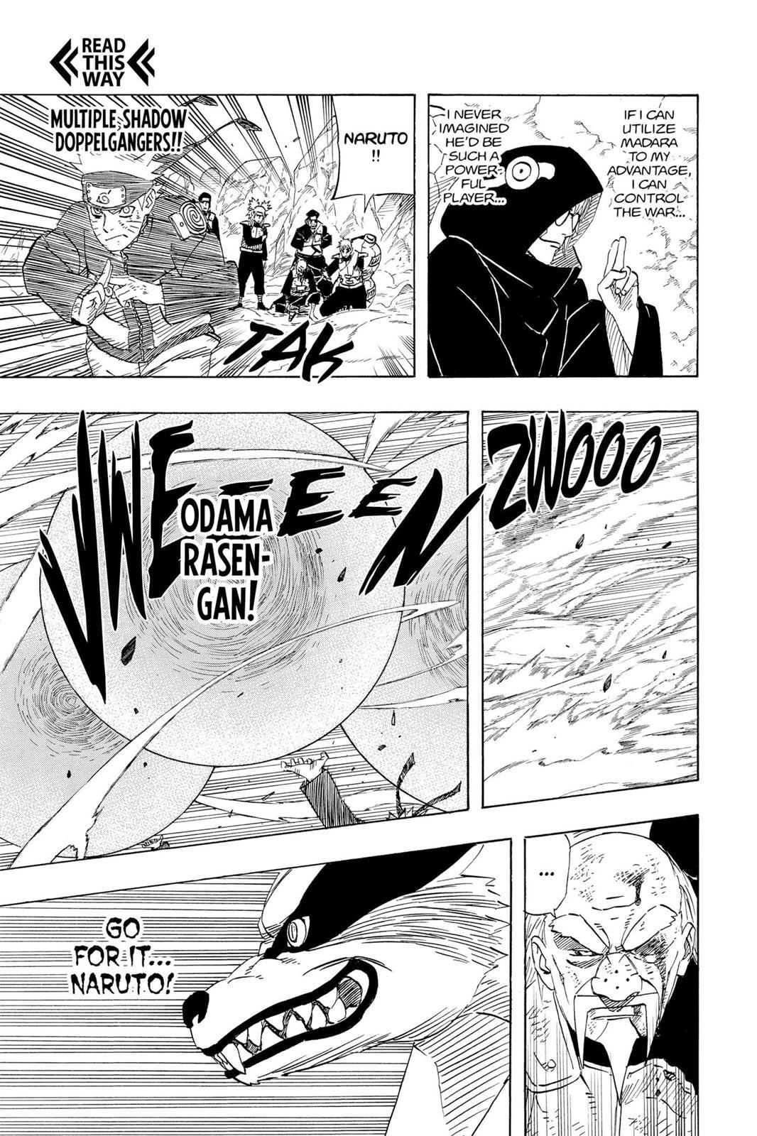 Naruto, Chapter 561 image 013