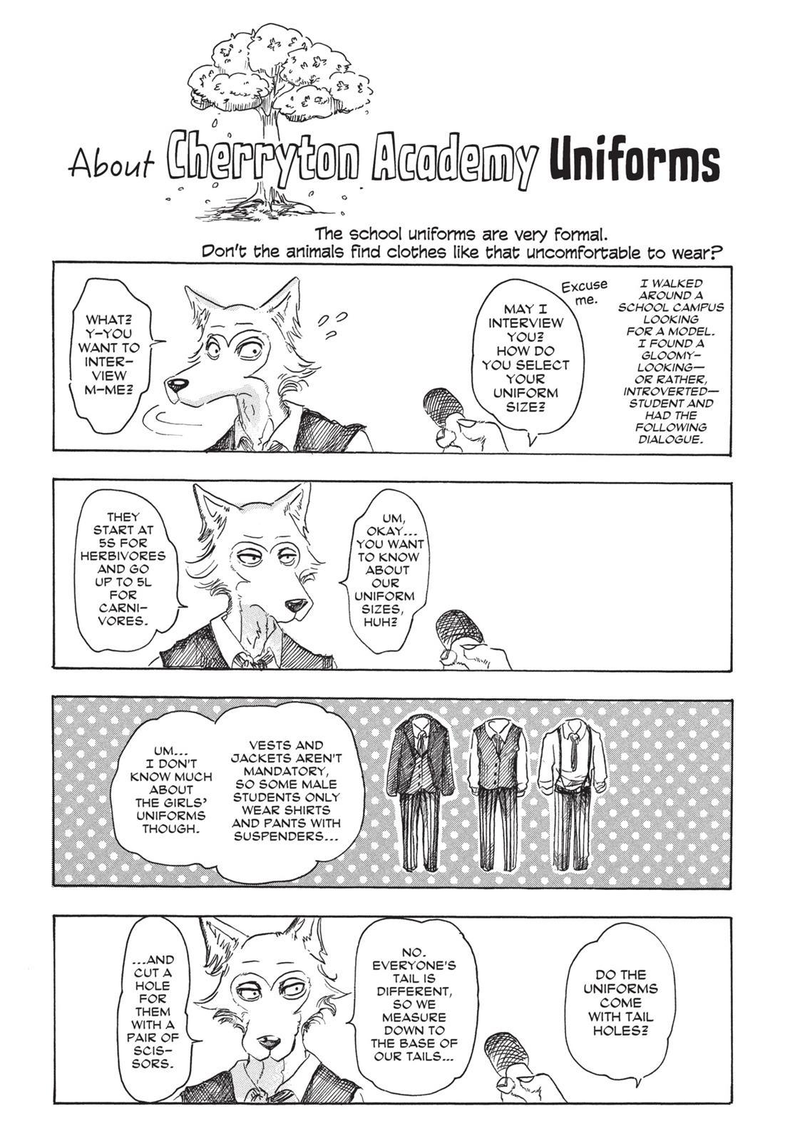 Beastars Manga, Chapter 7 image 022