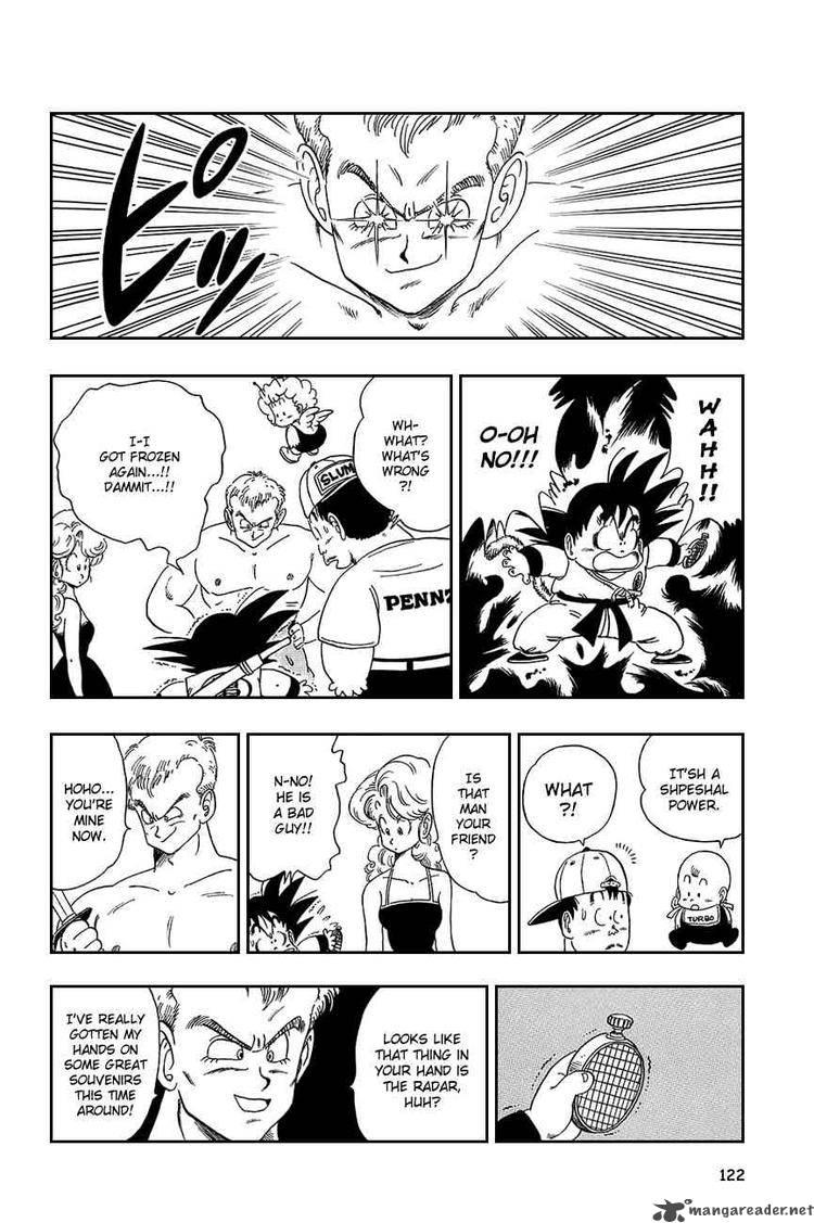 Dragon Ball, Chapter 83 image 005
