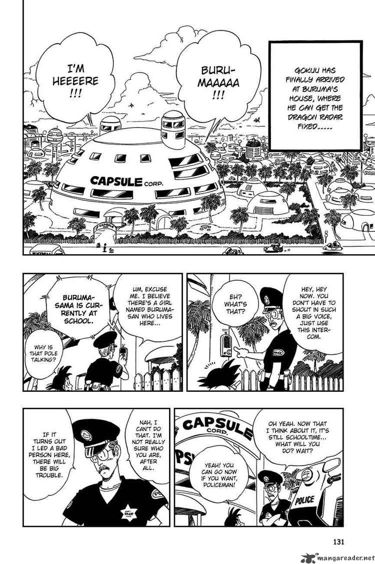 Dragon Ball, Chapter 69 image 001