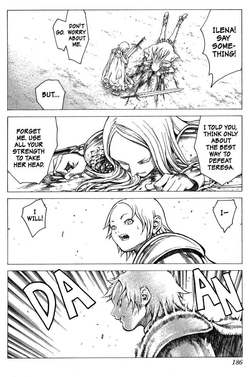 Claymore, Chapter 21 image 026