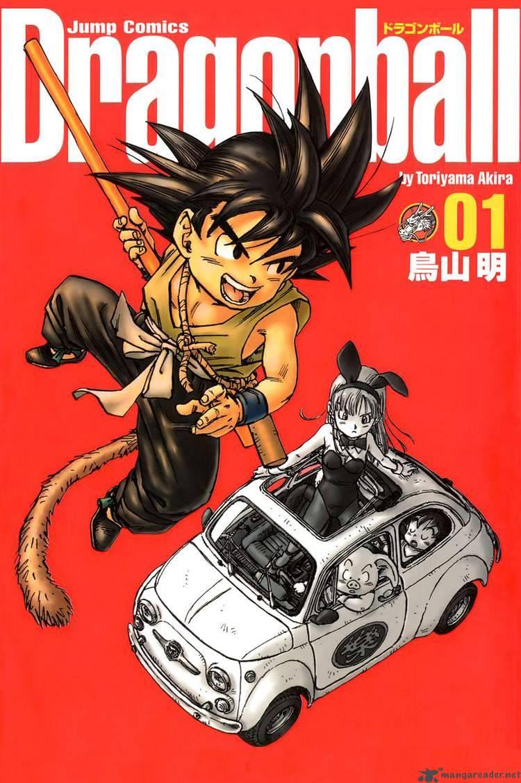 Dragon Ball, Chapter 1 image 001