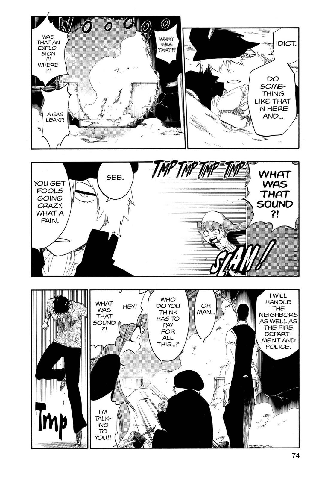 Bleach, Chapter 445 image 008