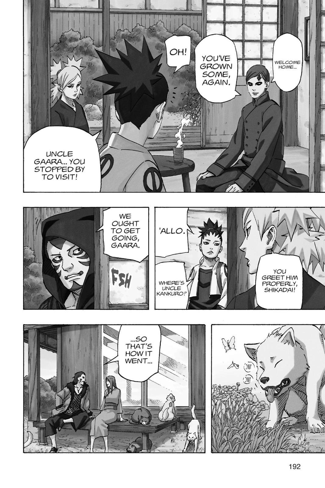 Naruto, Chapter 700 image 006