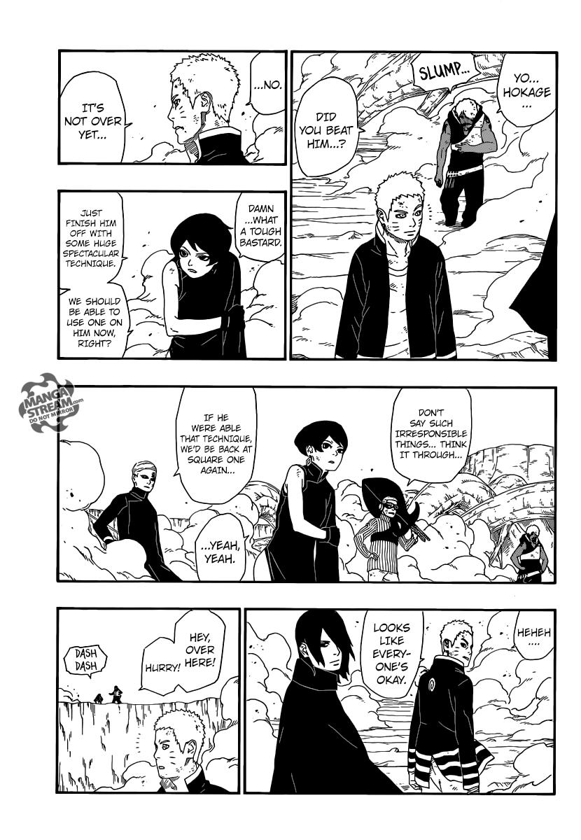 Boruto Manga, Chapter 8 image 035