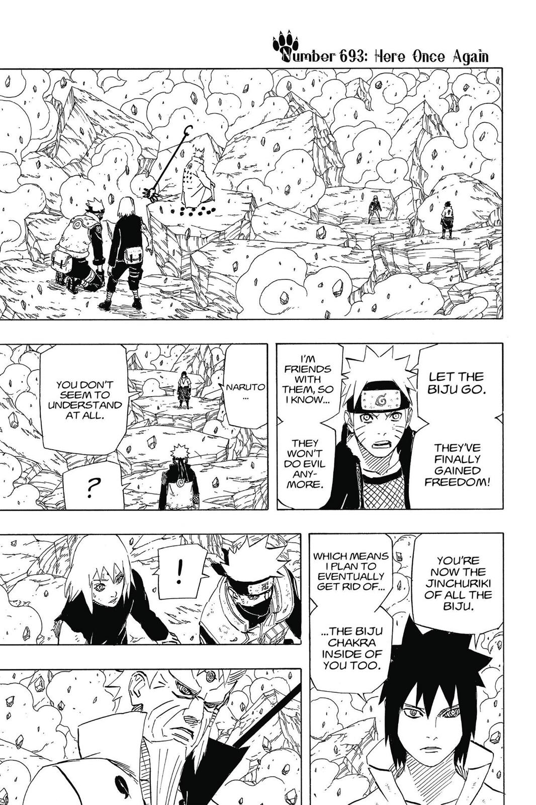 Naruto, Chapter 693 image 001